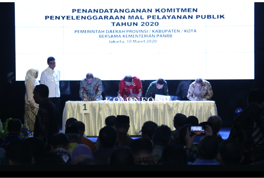 Pertama di Sulbar, Polewali Mandar Komitmen selenggarakan Mal Pelayanan Publik